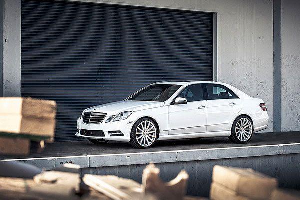Mercedes E350 Wheels | ... rims wheels 2010 2012 mercedes w212 e350 e550 e class sedan fitment