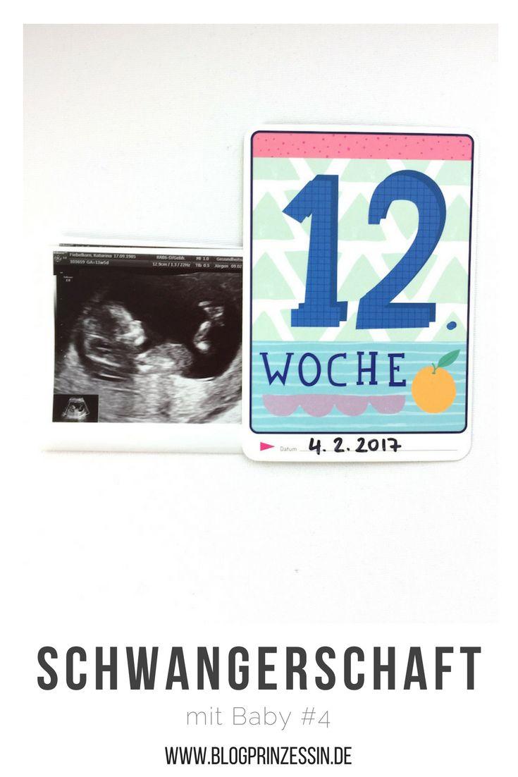 Meine Schwangerschaft 12 SSW bis 13 SSW nach einer Fehlgeburt mit Ultraschalluntersuchung.