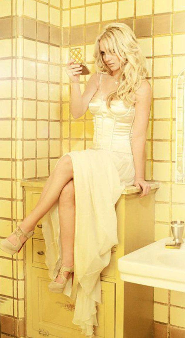 Britney Spears 'Femme Fatale' | Dolce & Gabbana