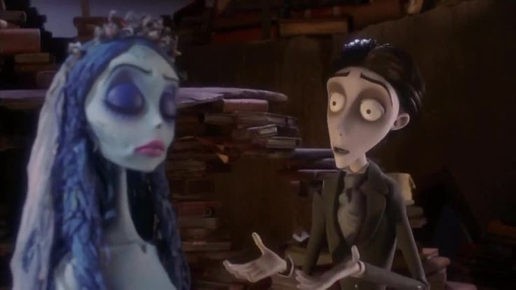 Corpse Bride | Watch cartoons online, Watch anime online, English dub anime