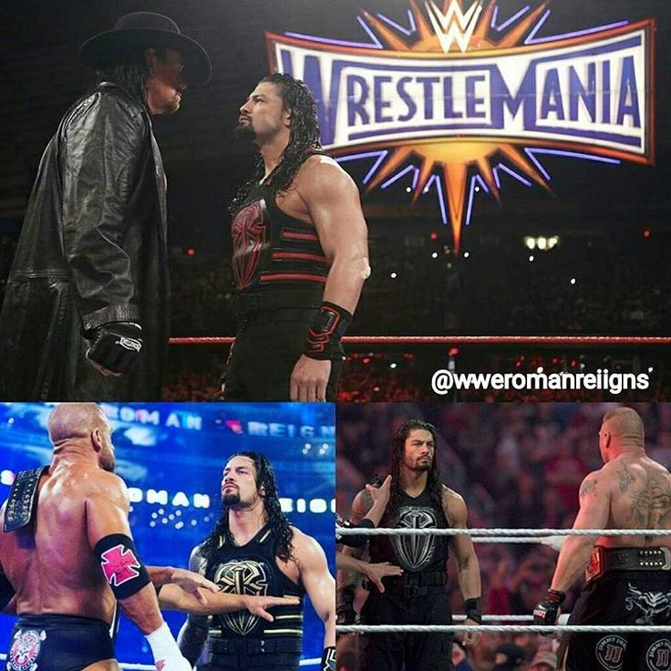 "2,041 Likes, 13 Comments - WWE Roman Reigns (@wweromanreiigns) on Instagram: ""Wrestlemania ❤❤❤ #RomanReigns #RomanEmpire #OneVersusAll #AhhYessir #BrockLesnar #Wrestlemania31…"""
