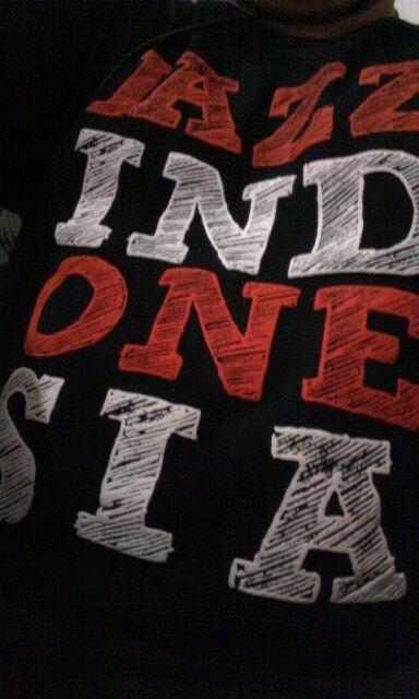"""""""Jazz Indonesia"""" a t-shirt by Warta Jazz"""