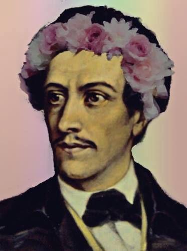 Juliusz Słowacki - najlepsza blogerka modowa XIX wieku.