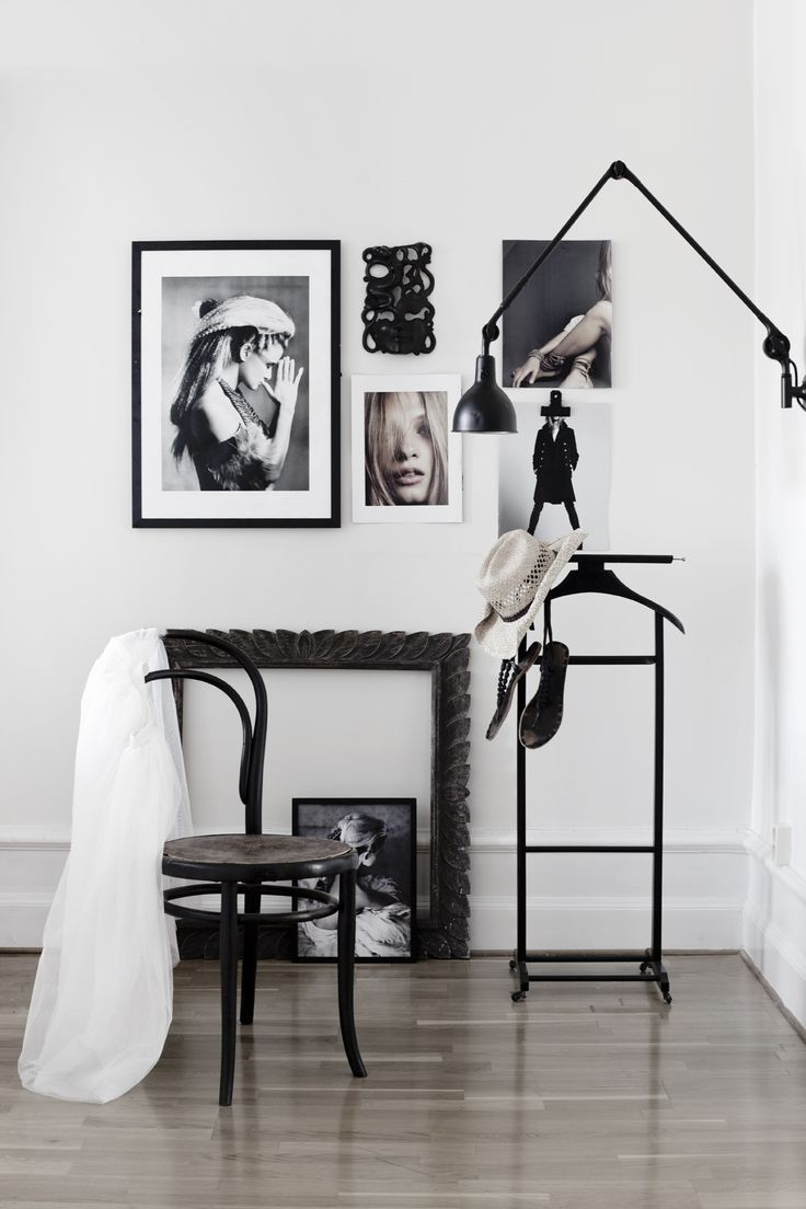 22 best black and white interiors images on pinterest white black and white styling