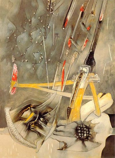 Roberto Matta, Je m'honte  Discover the coolest shows in New York at www.artexperience.com