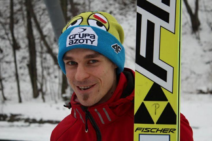 Piotr Żyła, Polish ski jumper, bronze medalist