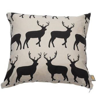 Kissing Stags Cotton Cushion #uniquegifts #stylishgifts #cushion #stylechapelLiving Area, Japan Stag, Livingroom John, Anorak Cushions, Stag Head, John Lewis, Products, Cream Online, Anorak Kisses Stag Cushions