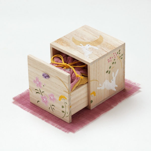 Small box.