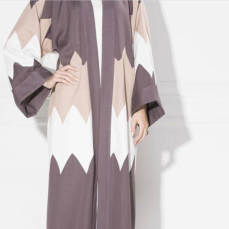 IG: Shellzydesign abaya fashion
