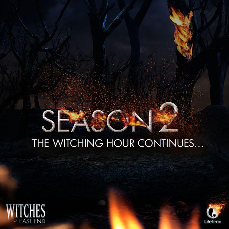 Witches of East End saison 2 en VOSTFR