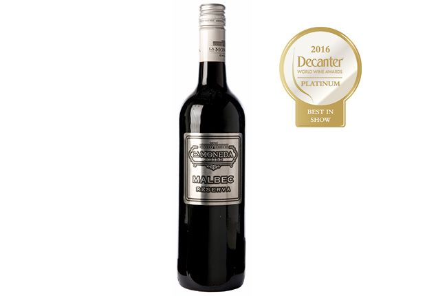 Best buy at Walmart! Extraordinary demand crashed the Asda website after surprise medal win in world's largest wine competition. Sales soared after the supermarket won a platinum – best in show award at the Decanter World Wine Awards 2016 for its own- La Moneda Reserva Malbec 2015 from Chile's Central Valley