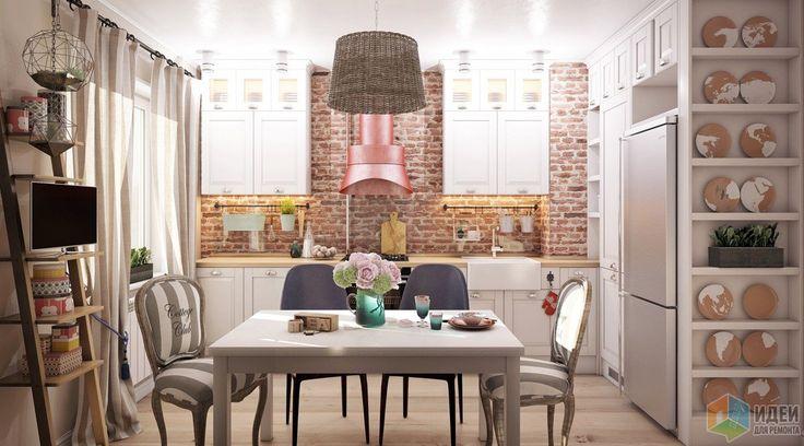 Дизайн квартиры в стиле новая классика, интерьер в стиле неоклассика