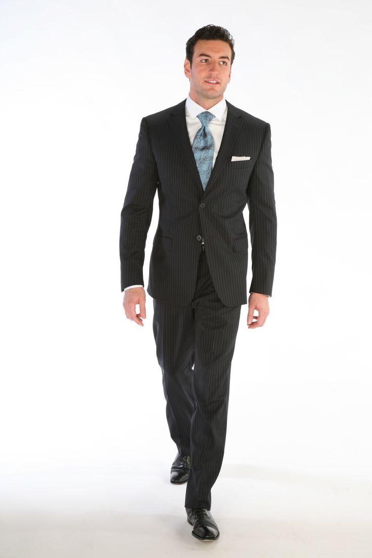 Nice Grey Business Suit