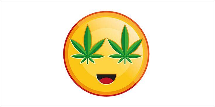9 9 Ultimate Weed Emojis You Need To Use On World Emoji Day