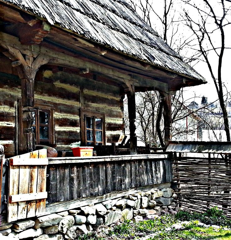 Old house, Ieud, Maramures