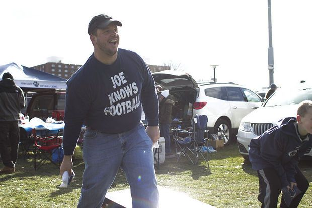 Tailgating before the 2013 Penn State-Nebraska game, Photo Gallery | PennLive.com