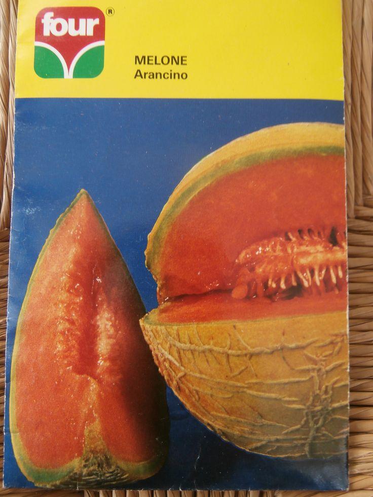Melone Arancino (campagna 1991-92)