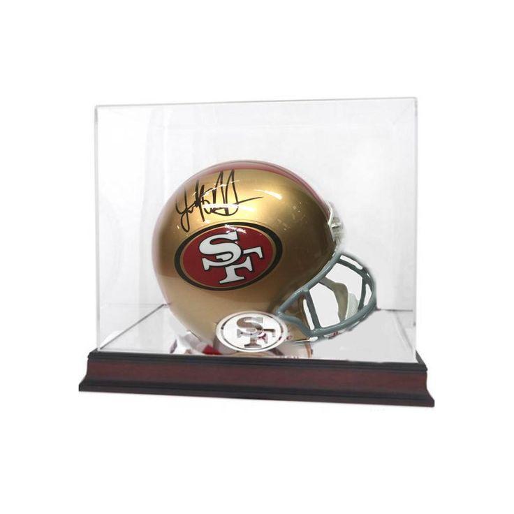 Jarryd Hayne San Francisco 49ers Autographed Full Size NFL Helmet