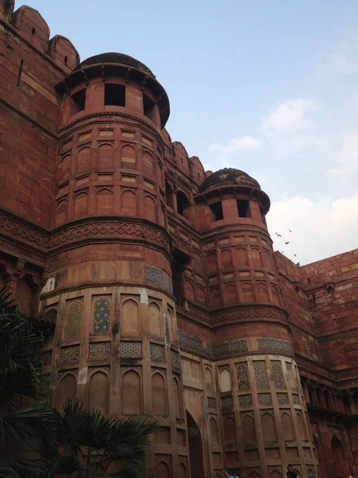 http://taojourneys.com/journey-to-india   Agra Fort