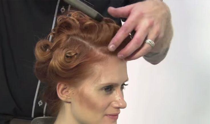 Penteados profissionais: da preparação à finalização