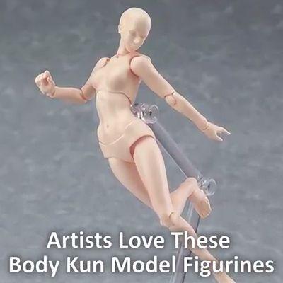 Body Kun Model Figurines – Now 72% Off
