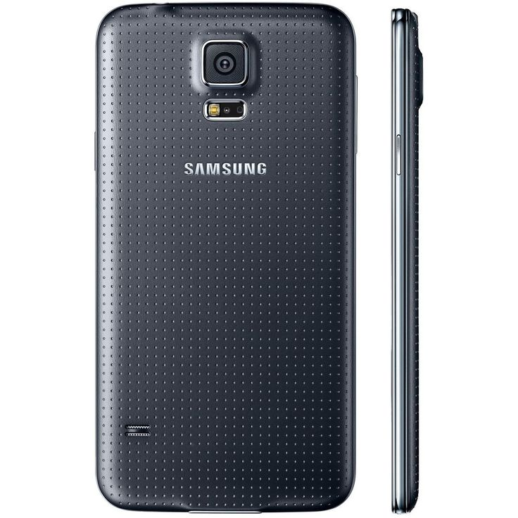 Samsung Galaxy S5 G900A 16GB Unlocked GSM Certified Refurbished Cell Phone #G900A WHITE CRB