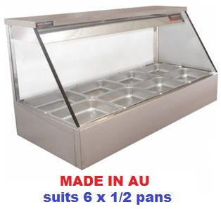 Woodson W.HFS23 Bain Marie - Hot Food Display & Bain Marie - Kitchen & Catering Equipment