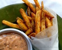 Grown-Up Dipping Sauce : Grownup Dips, Sweet Potatoes Fries, Yummy Recipes, Fries Sauces, Grown Up Dips, Dips Sauces, Dipping Sauces, Sauces Recipes, Yummy Dips