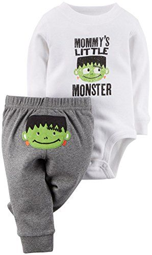 Carter's 2 Piece Halloween Set (Baby) - Moms Lil Monster Carter's is the leading brand of children's clothing, gifts and accessories in America, selling mo