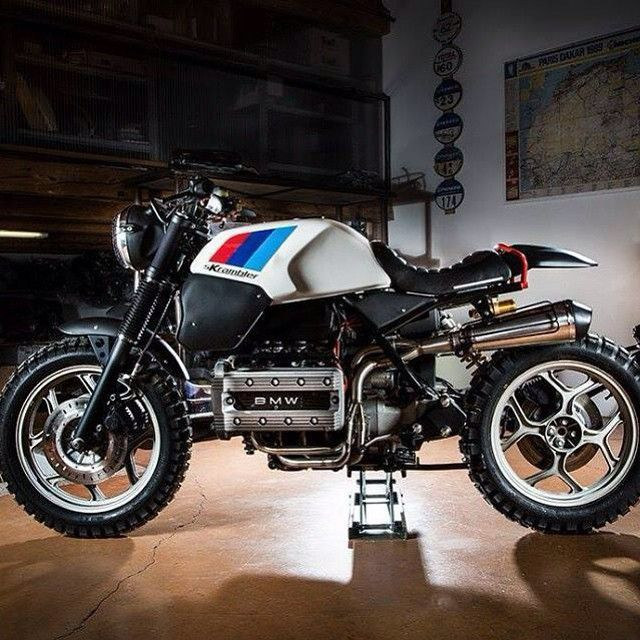 Conjunto de faros de motocicleta vintage 7