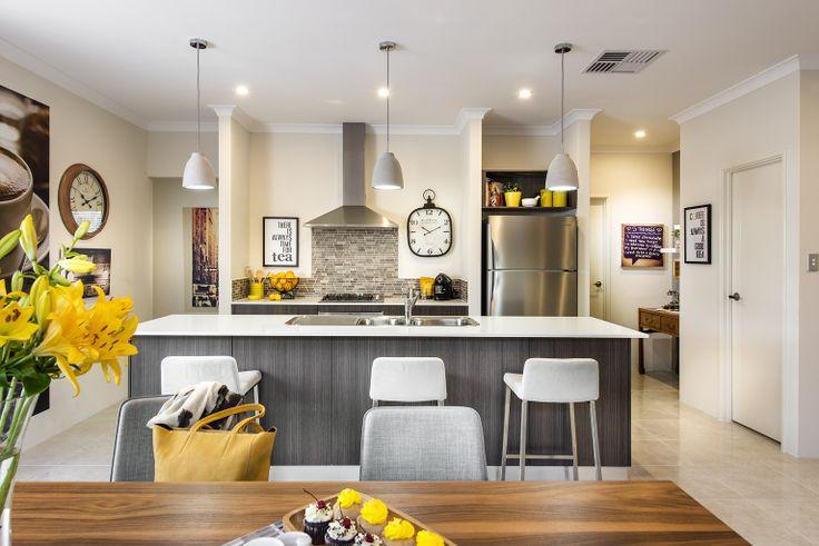Homebuyers Centre - Azure Display Home Kitchen