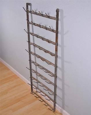 Wall Mounted Bottle Drying Rack Copier Pour Exposer