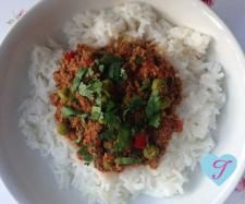 Recipe Coriander Beef Mince by Thermolina - Recipe of category Main dishes - meat