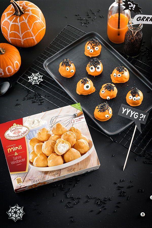 Halloween-Cake-Pops: monstermäßig gut!