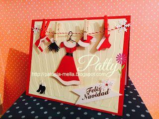ropa navideña...     Manualidades Fantasy