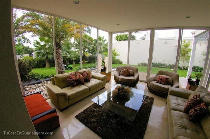 Interiores de Casas que hemos construido en Guadalajara www.TuCasaEnGuadalajara.com