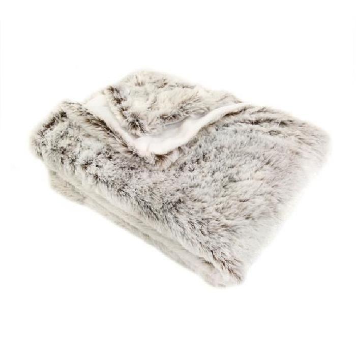 Apportez une touche naturelle à votre décoration d'intérieur, et réchauffez-vous tout en douceur avec le plaid en imitation fourrure Ours.          Composition :100% polyest…Voir la présentation