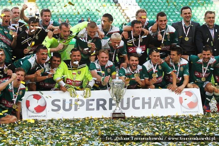 SuperPuchar Ekstraklasy 2012 (Śląsk Wrocław - Legia Warszawa) | Polish Super Cup in football 2012 in Warsaw, Poland