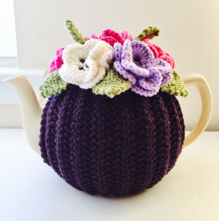 Enjoy teatime in style. Dress your teapot in one of my handmade, quality tea cosies, like this floral beauty. https://www.etsy.com/uk/listing/491304797/petunias-floral-tea-cosy-size-medium