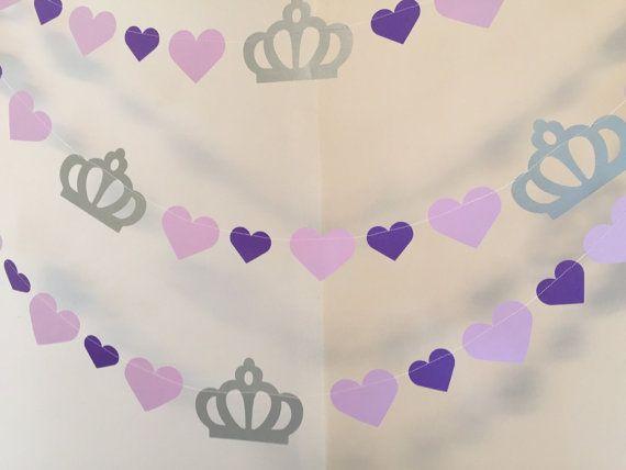 Princesa Sofia inspirado cumpleaños por anyoccasionbanners en Etsy