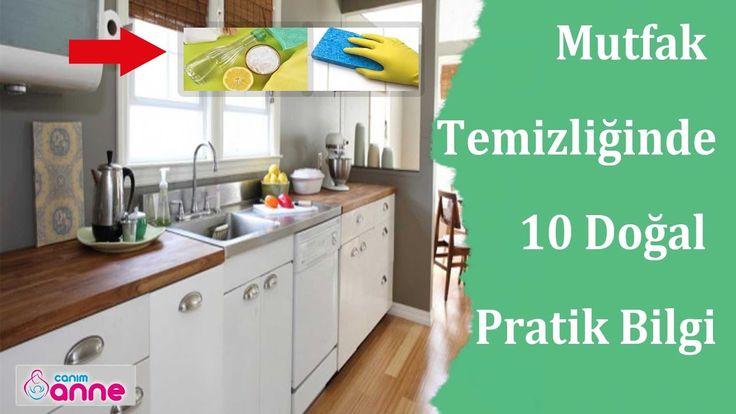 Mutfak Temizliğinde Sirke, Karbonat ve Limon ile Yapabileceğiniz 10 Pratik Bilgi - YouTube