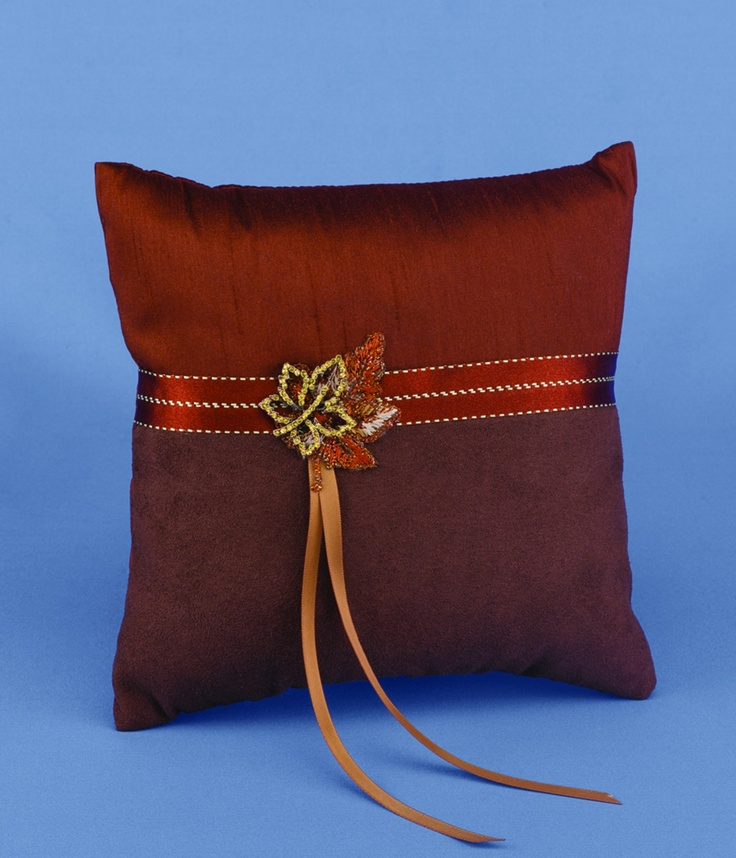 Fall in Love #Wedding Pillow: $22.95