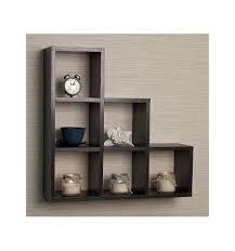 Resultado de imagen para salas con repisas de madera