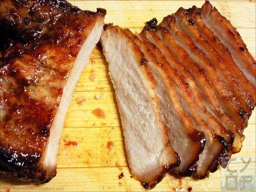 Chinese Barbecued Pork | Китайская свинина барбекю (叉燒)