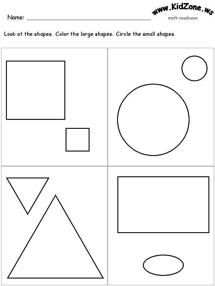 Kindergarten Readiness Printable Worksheets - 1000 ideas about kindergarten readiness on ...