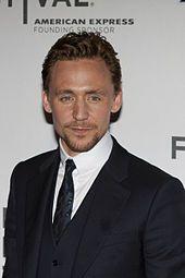 Tom Hiddleston - Wikipedia, the free encyclopedia