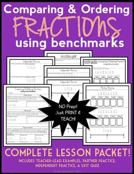 math worksheet : comparing and ordering fractions worksheets 5th grade  ordering  : Comparing And Ordering Fractions Worksheets 5th Grade