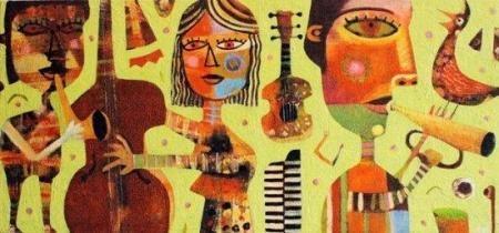 Mark Warren  Jazz Band - 2011