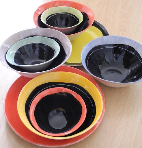 Latest Wonki Ware creations, inspired by India - love them!  Available now at Blink!