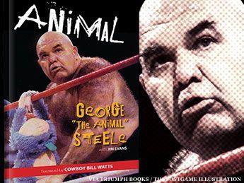 George 'The Animal' Steele Reveals His Take On The Randy Savage-Miss Elizabeth Angle #books #wrestling